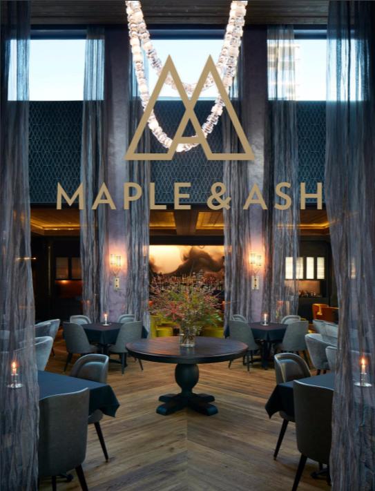Maple & Ash