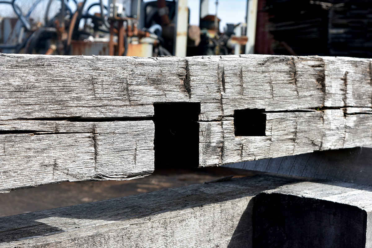 Reclaimed timbers beams hand hewn weathered aged band sawn for Reclaimed timber beams