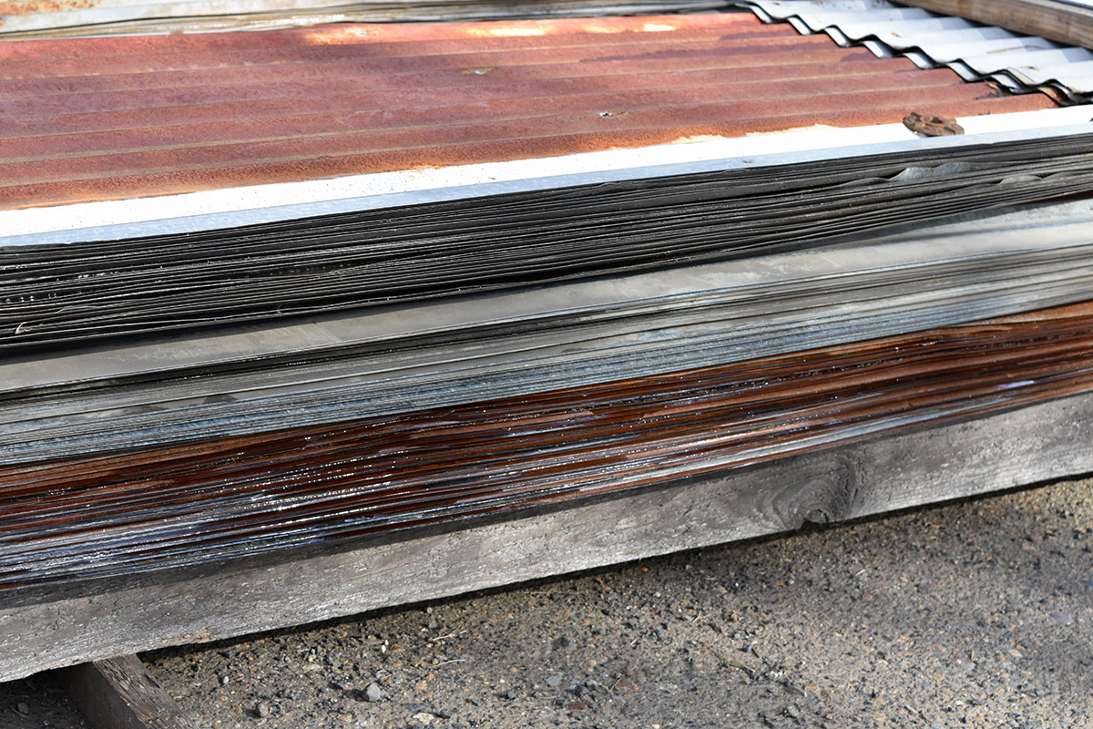 Metal Roofing Harvest Timber Specialty Products